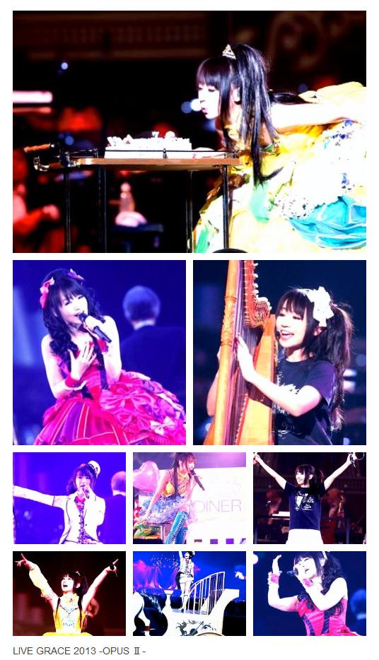 Mizuki Nana - LIVE GRACE -OPUS Ⅱ-