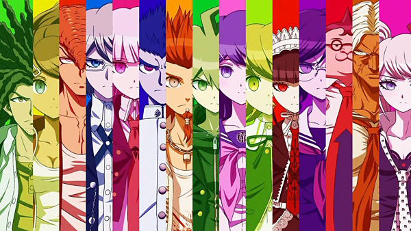 Summer 2013 - Danganronpa: Kibou no Gakuen to Zetsubou no Koukousei - The Animation