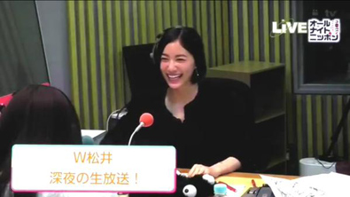 All Night Nippon 2015-04-22 - Matsui Jurina Kaikin Special