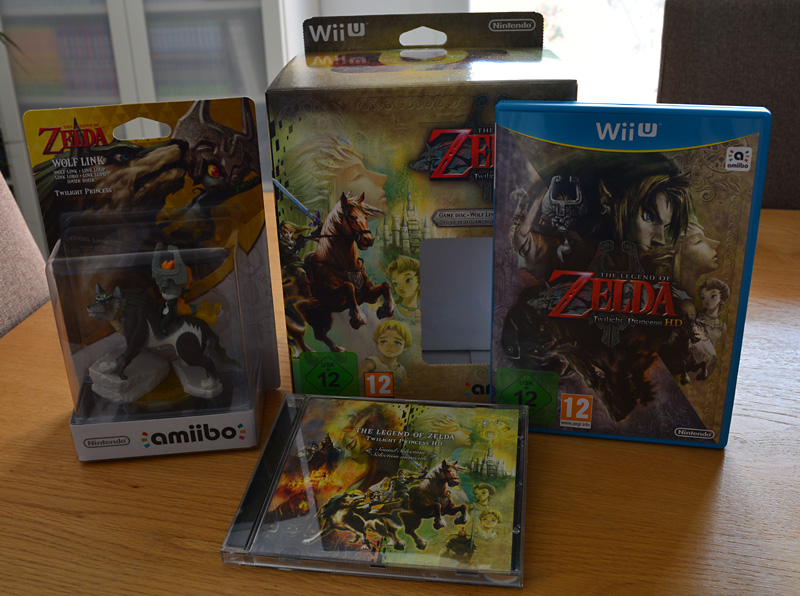 Zelda Twilight Princess HD - Wii U