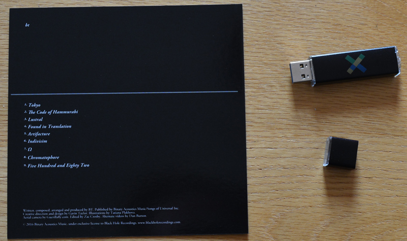 BT - Limited USB Edition