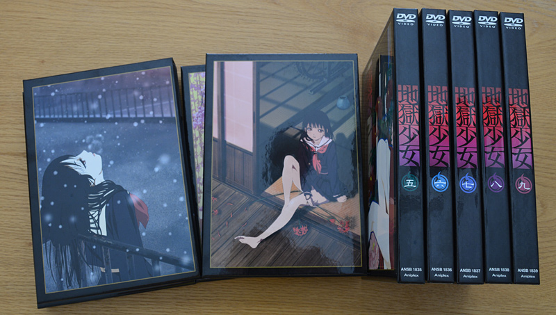 DVD Update : Jigoku Shoujo
