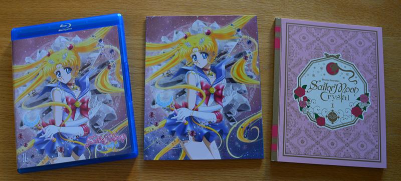 Bishoujo Senshi Sailor Moon Crystal - US Limited Edition Set 1