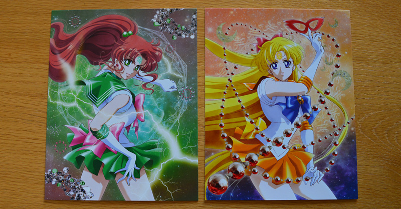 Bishoujo Senshi Sailor Moon Crystal - US Limited Edition Set 1