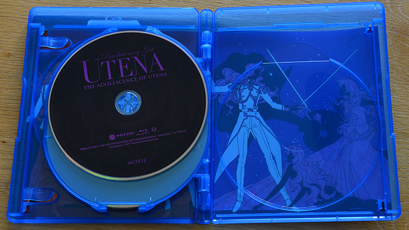 Shoujo Kakumei Utena - 20th Anniversary Ultra Edition BD-Box