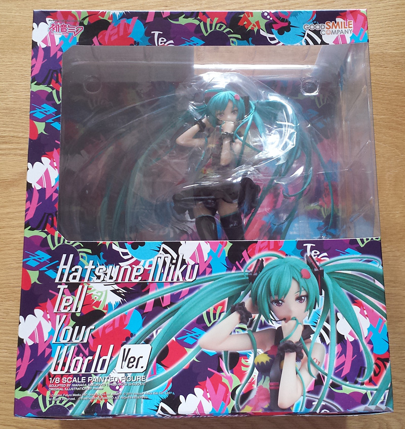 Hatsune Miku - Tell Your World Ver.