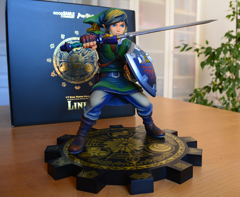 Link from The Legend of Zelda: Skyward Sword