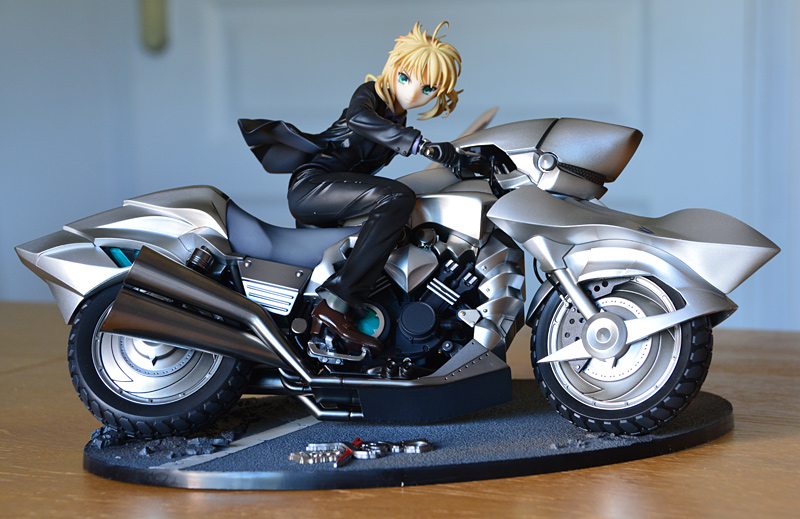 Saber & Saber Motored Cuirassier from Fate/Zero