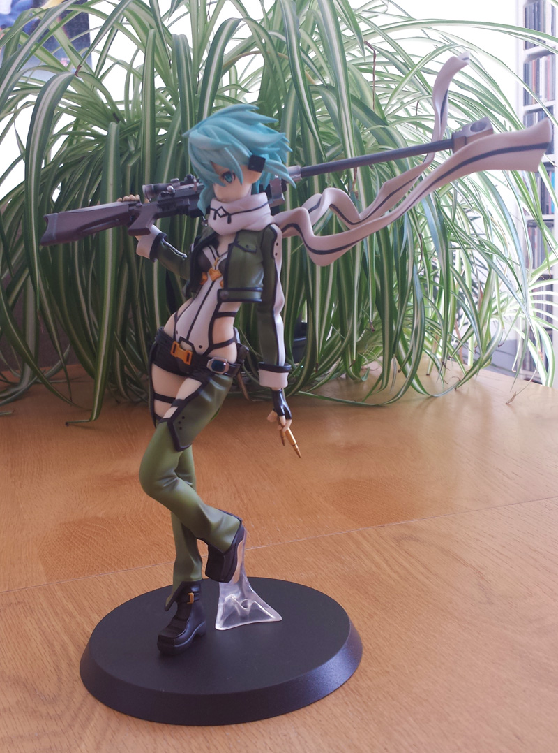 Sinon from Sword Art Online II by Aquamarine