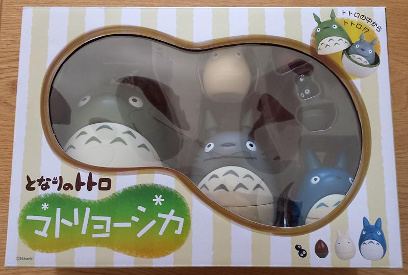 Totoro Matryoshka