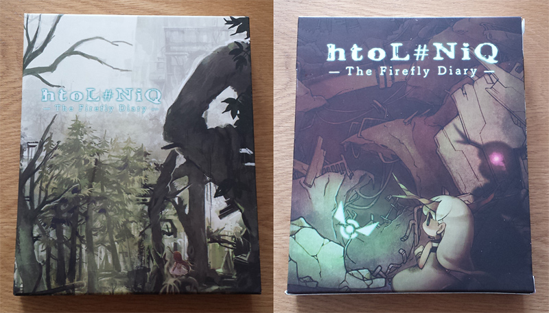 htoL#NiQ -The Firefly Diary- US Limited Edition [PS Vita]