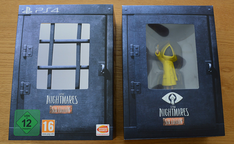Litte Nightmares - Six Edition [PS4]