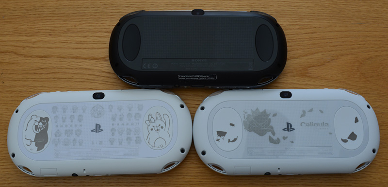 PlayStation Vita Caligula Limited Edition Corolla ver.