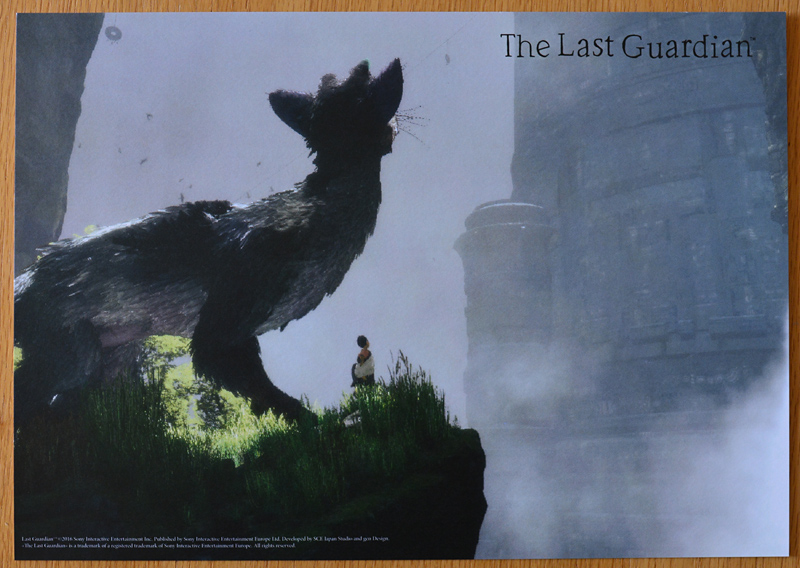 The Last Guardian - Collector Edition EU [PS4]