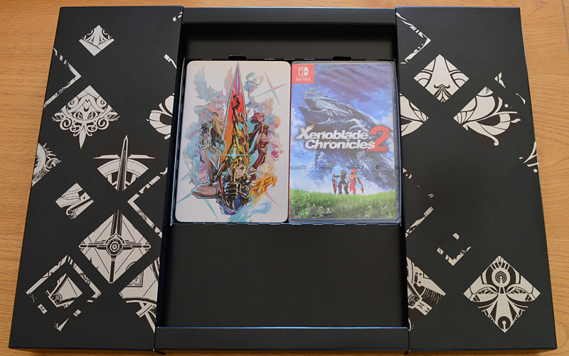 Xenoblade Chronicles 2 - Collector's Edition [Switch]