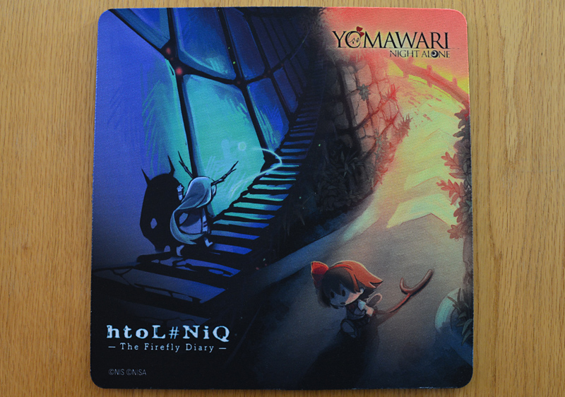 Yomawari -Night Alone- + htoL#NiQ -The Firefly Diary- Limited Edition EU [PS Vita]