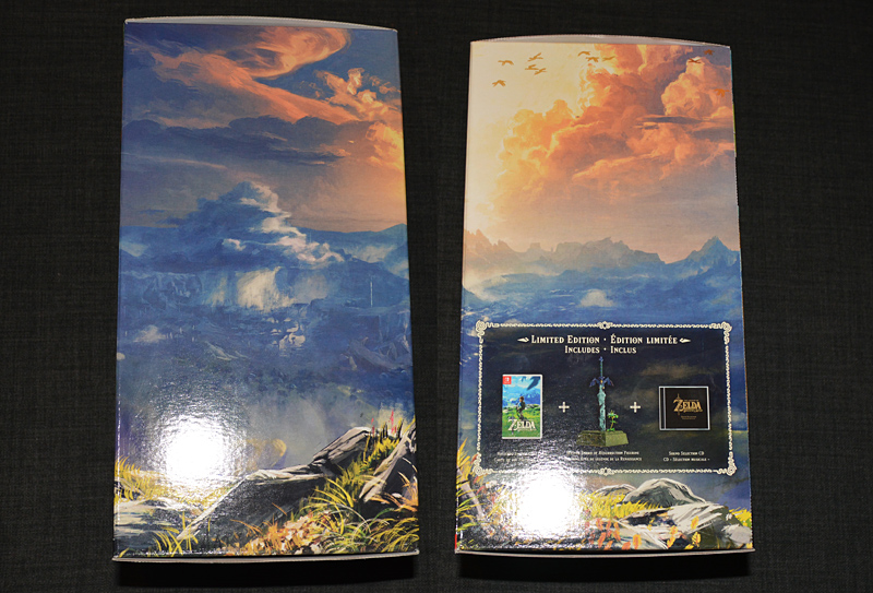 The Legend of Zelda: Breath of the Wild - Limited Edition [Switch]