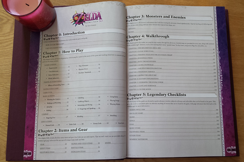 The Legend of Zelda Majora's Mask 3D - Collector's Edition Guide