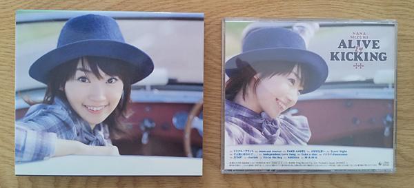 Mizuki Nana - ALIVE&KICKING