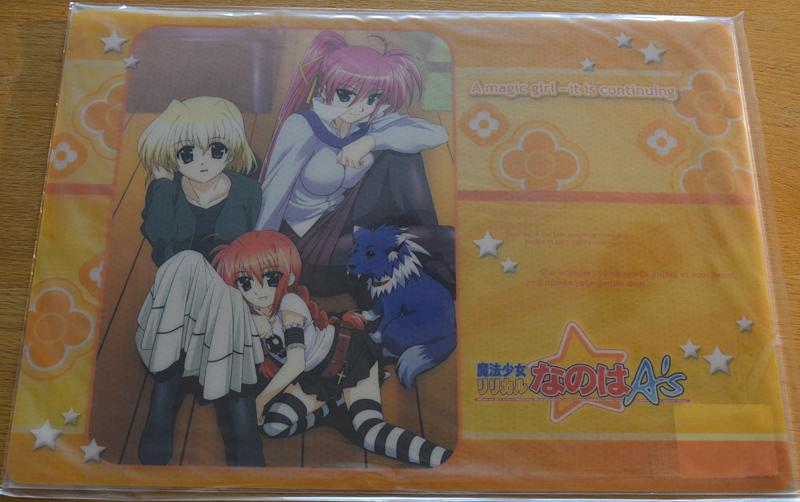 BD Update : Mahou Shoujo Lyrical Nanoha The MOVIE 2nd A's + Goodies