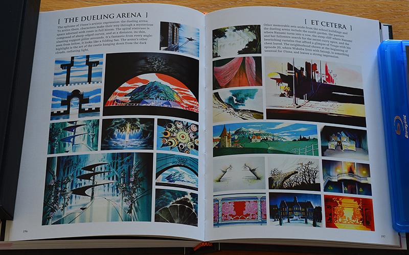 Shoujo Kakumei Utena - 20th Anniversary Ultra Edition BD-Box