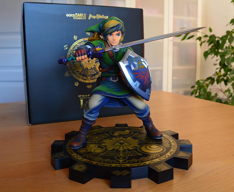 Link from The Legend of Zelda: Skyward Sword