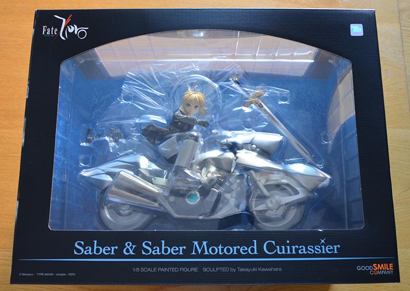 Saber & Saber Motored Cuirassier from Fate/Zero